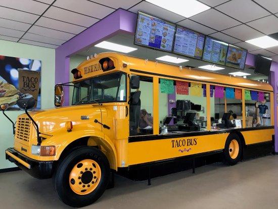 nacho takes over the bus!!!