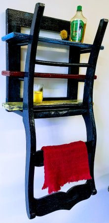 Pittsfield, MA: Chair Shelf