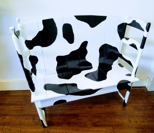 Pittsfield, MA: Cow Bench
