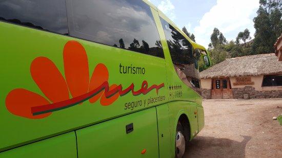 TOURIST BUS PUNO CUSCO