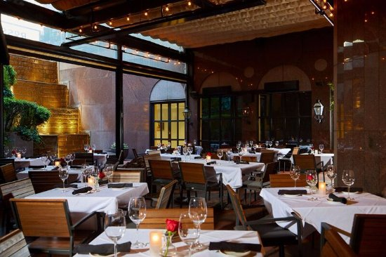 Dakotau0027s Steakhouse Patio. & Patio. - Picture of Dakotau0027s Steakhouse Dallas - TripAdvisor