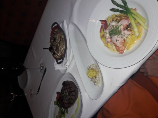 Awesome Birthday Dinner Experience