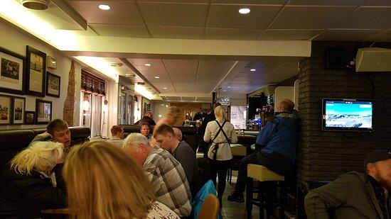 Hirtshals, Denmark: Cafe 2