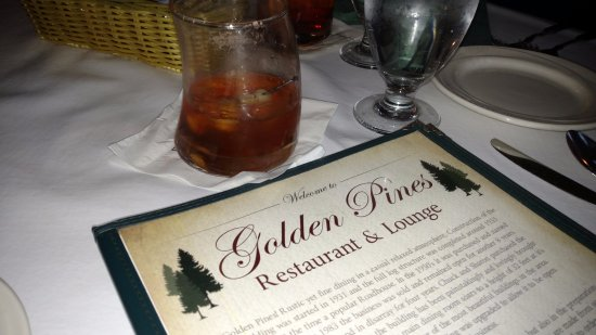 Saint Germain, วิสคอนซิน: Golden Pines - St Germain - Classic Old Fashioned Wisconsin Supper Club - New Owners - Historic