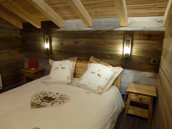 Les Coches, Frankrig: Un i-Pad rien que pour vous dans toutes les chambres....