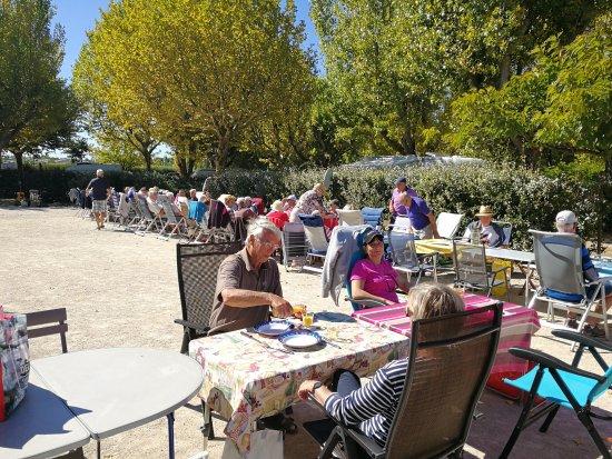 Aubignan, Francia: La Paella Miam Miam
