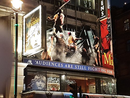 Les Miserables London: 20171012_185311_large.jpg