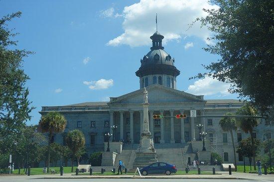 South Carolina State House: South Caroline State House
