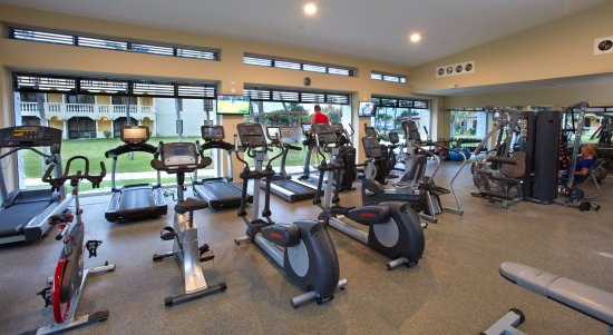 Bucuti & Tara Beach Resort Aruba: Fitness Center