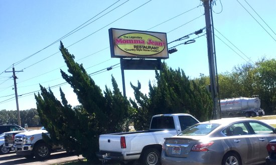 Tuscumbia, AL: Mama Jean's Restaurant