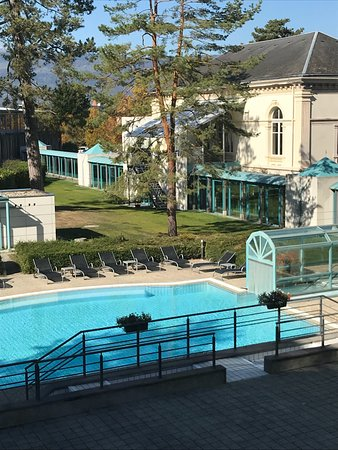 Le centre thermal yverdon les bains switzerland top for Location yverdon les bains suisse