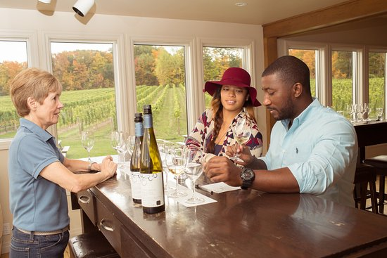 Beamsville, แคนาดา: Personalized wine tasting experience