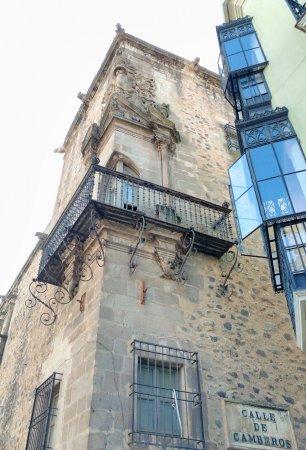Oficina de turismo de caceres spanien anmeldelser for Oficina de turismo caceres