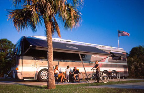 Koa Campground In Pine Island Florida