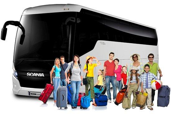 Punta Cana, República Dominicana: Transporte compartido, La formula mas economica