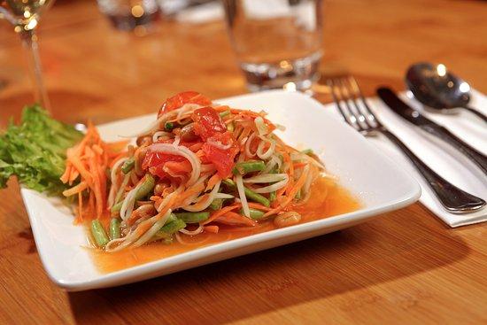 Kinnaree Thai Cuisine: Som Tam