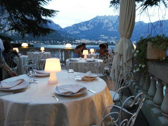 Vista dal terrazzo - Picture of Hotel Villa Giulia Ristorante Al ...