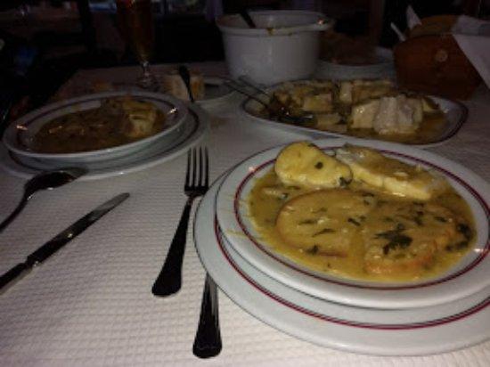 Arraiolos, Portugal: Sopa de cação.prato típico alentejano.