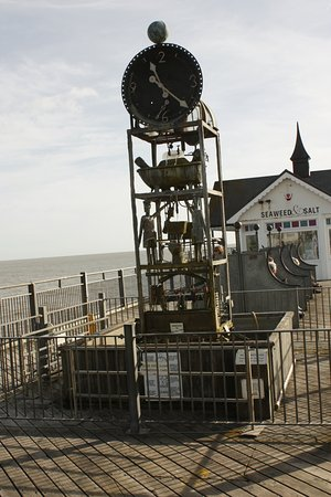 Southwold, UK: Water Clock