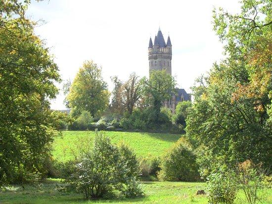 Park Babelsberg: Flatowturm