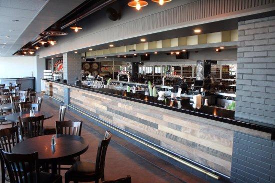 Oshawa, Kanada: Prospects Bar & Grill located inside the Tribute Communities Centre