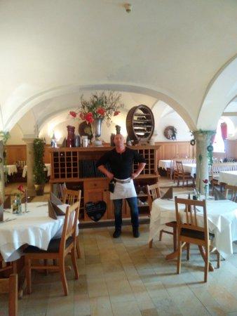 Attenkirchen, Alemania: The Man