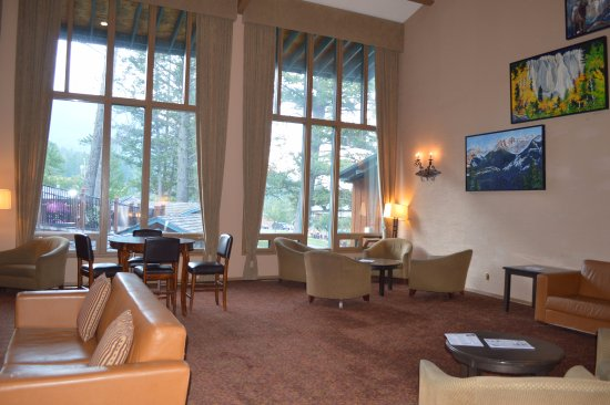 Fairmont Hot Springs, Canada: Lounge