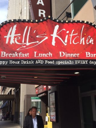 Hells Kitchen Minneapolis Downtown Menu Prices Restaurant