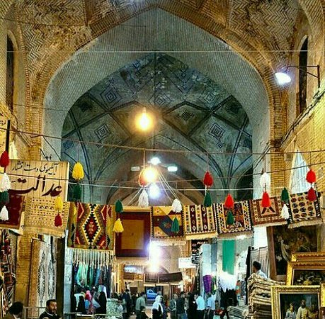 ‪Bazaar of Isfahan‬
