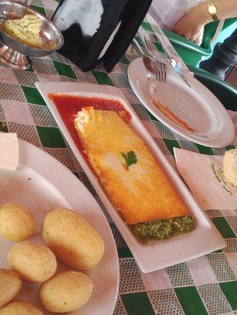 Firgas, İspanya: Queso asado