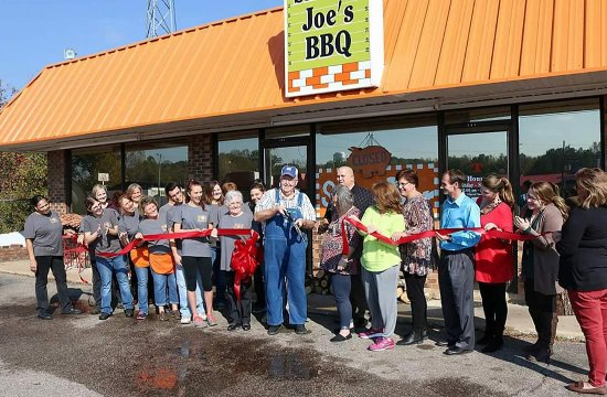 Selmer, TN: Smokey Joe's BBQ
