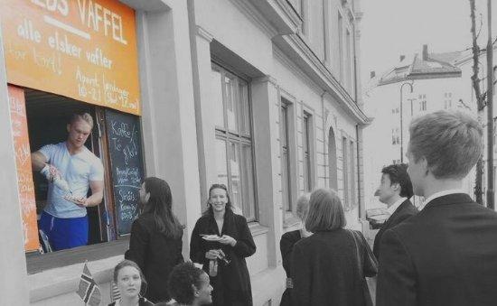 Opening of original shop 2014