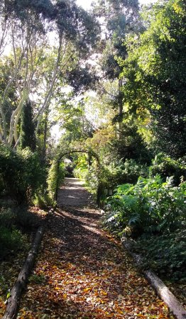 Sheringham, UK: A lovely walkway.