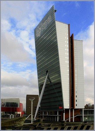 KPN Telecom Building / Toren op Zuid : telecom building