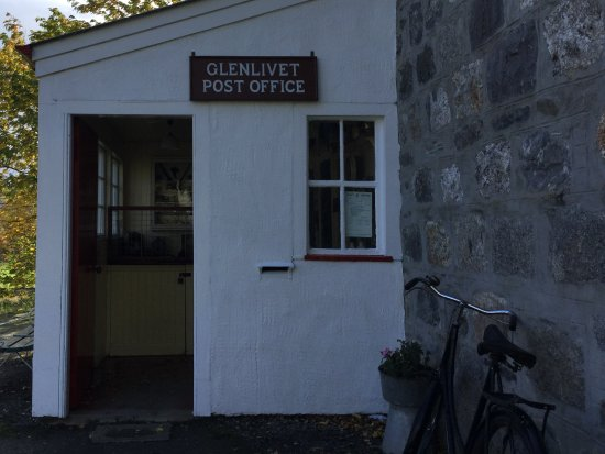 Newtonmore, UK: The old Post office