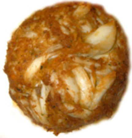 Captain Trey's Crabs & Seafood: Only the best crab meat used for our crab cakes (all fresh and domestic)