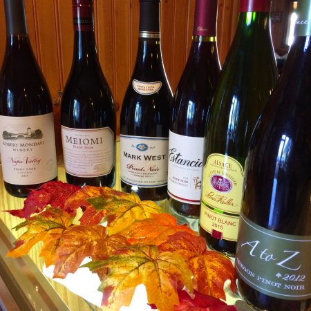 Greenwood Lake, Estado de Nueva York: One of our many Wine tastings