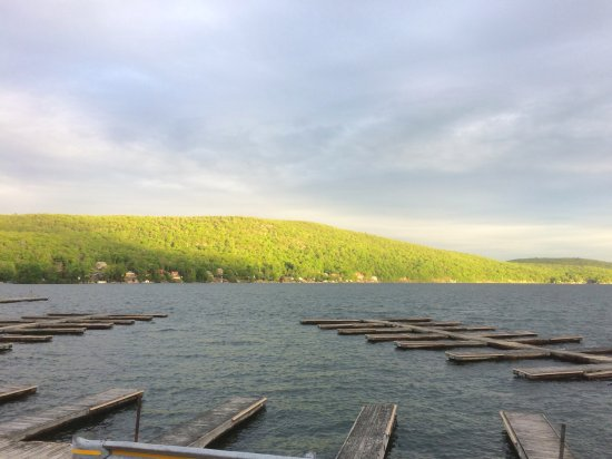Greenwood Lake, Estado de Nueva York: The View