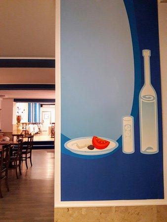 Cusano Milanino, อิตาลี: Interno ristorante