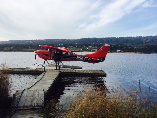 Float Plane Tours Homer