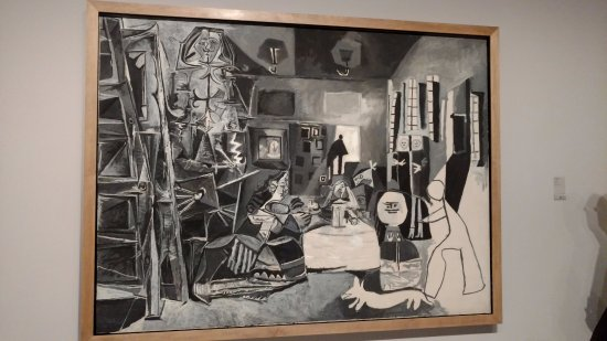 Museo Picasso : Cubist years