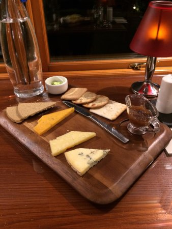 St. Fillans, UK: An amazing selection of good quality food