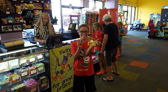 Warner Robins, GA: Prizes!