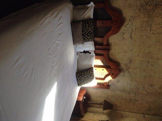 Cullinan, Zuid-Afrika: Room at Zebra Country Lodge