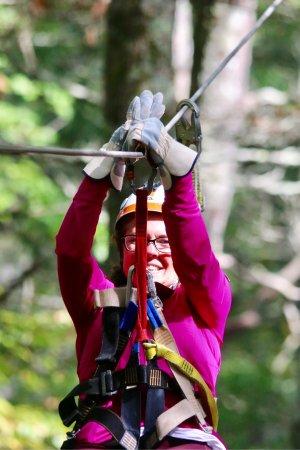 Zipline Canopy Tours Of Blue Ridge Ga Reviews Amp Top