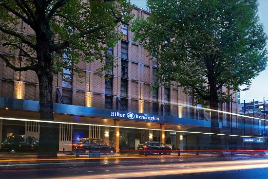 Hilton London Kensington Photo