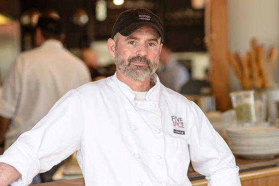 Lake Oswego, Oregon: Chef Mark Carruth