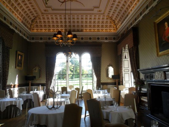 Swinton Park Country Club and Spa: Main dining/breakfast room