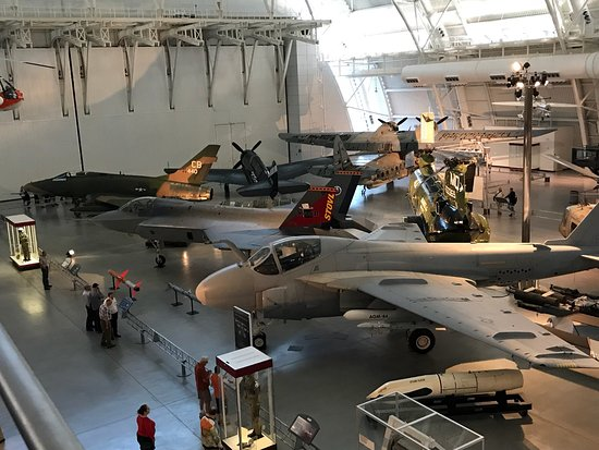 Smithsonian National Air and Space Museum Steven F. Udvar-Hazy Center: photo6.jpg