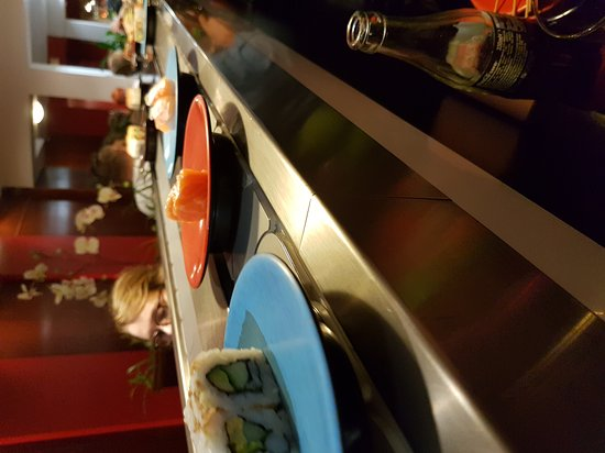 Malaunay, Francia: Kang sushi